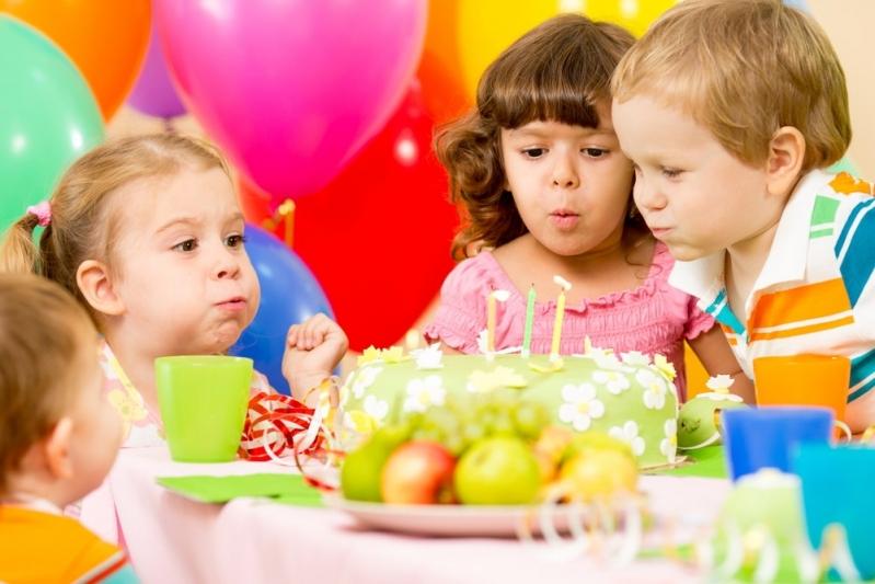 Kit de Festas Infantis Anália Franco - Kit de Festa Infantil