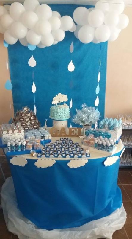 Kit Festas Infantis para 100 Pessoas Ponte Rasa - Kit para Festa Infantil