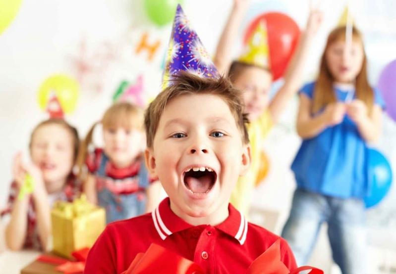 Onde Tem Kit de Festa Infantil Mauá - Kit Personalizado para Festa Infantil
