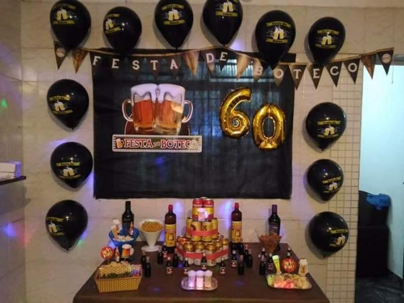 Onde Tem Kit Personalizado Festa Infantil São Mateus - Kit Festa Infantil para 50 Pessoas