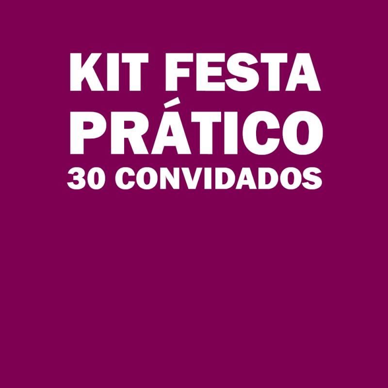 Preços de Kit Festa Casamento Jardim Santa Terezinha - Kit Festa Casamento
