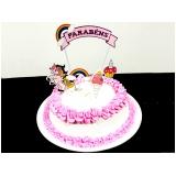 bolo para festa infantil para encomendar Belém