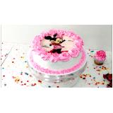 bolo para festa infantil simples para encomendar Artur Alvim