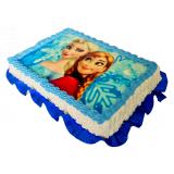 bolo simples para festa infantil