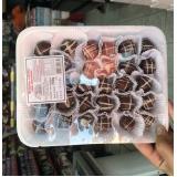 comprar doces finos para festa infantil Parque São Lucas