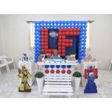 kit festa aniversário barato Ponte Rasa