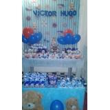 kit festas infantis personalizado Aricanduva