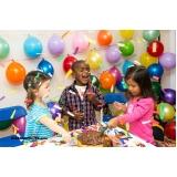 kit personalizado para festas infantis Cidade Tiradentes
