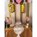 kit de festa de aniversário