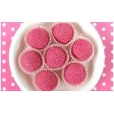 orçamento de doces simples para festa Ferraz de Vasconcelos