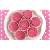 orçamento de doces simples para festa Vila Prudente