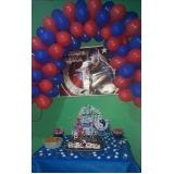 preços de kit de festa de aniversário Vila Formosa